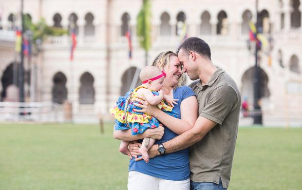 Kuala Lumpur Family Photographer – The Hightower Family