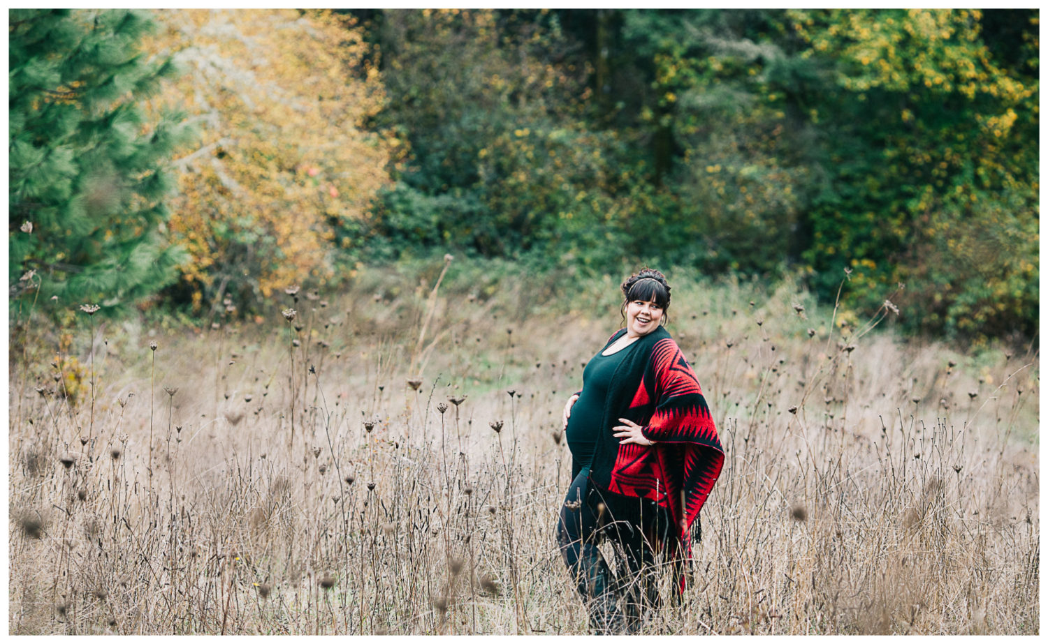 Cooper Mountain Nature Park Maternity