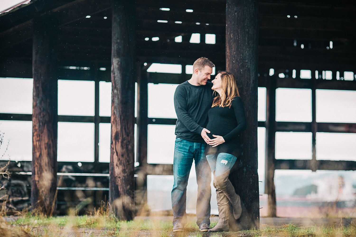Frenchmans Bar Maternity Session-The Melton Family