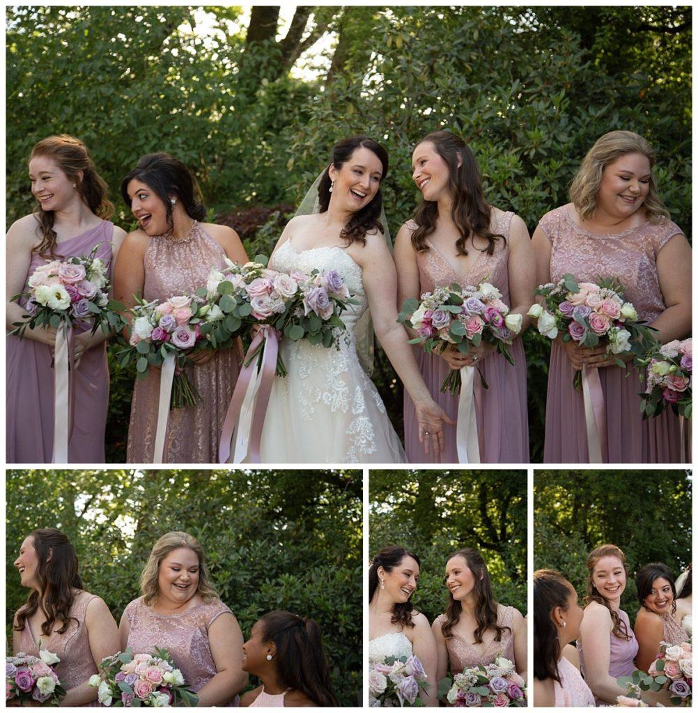 victorian belle portland wedding