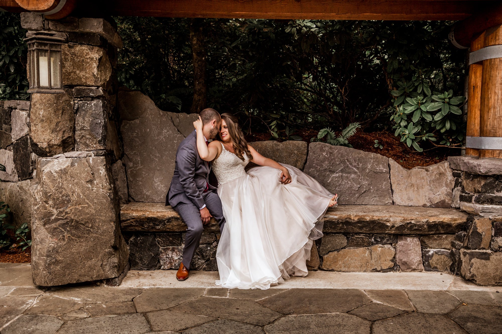 Summit Grove Lodge Wedding